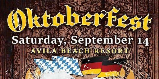 3rd Annual Avila Beach Oktoberfest