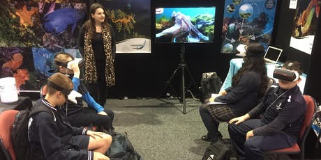 VR Experience - Marine Life of the Great Southern Reef - 10th August tickets