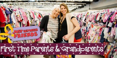 First Time Parents & Grandparents Presale Ticket - JBF Maple Grove - Fall 2019
