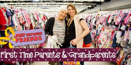 First Time Parents & Grandparents Presale Ticket - JBF Maple Grove - Fall 2019 tickets