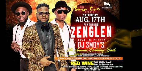DJ SMOY BDAY WKND WITH ZENGLEN tickets