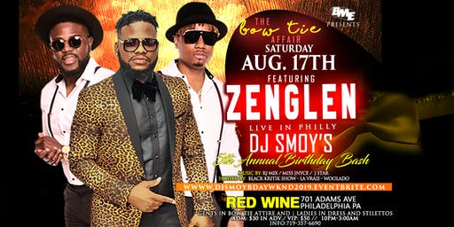 DJ SMOY BDAY WKND WITH ZENGLEN