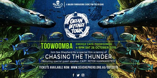 Sea Shepherd's Ocean Defence Tour 2019 - TOOWOOMBA