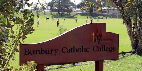 Bunbury Catholic College Open Day Tours tickets