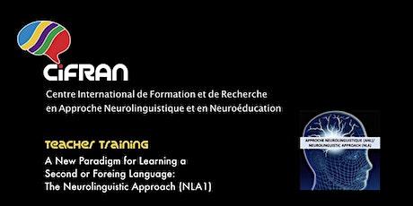 NLA1 - Tokyo - Intensive Teacher Training Course in Neurolinguistic Approach tickets