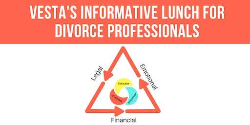 Informative Lunch: Helping Your Clients Navigate Divorce - La Jolla