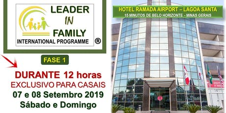 PROGRAMA INTERNACIONAL - LEADER IN FAMILY	Para Casais ingressos