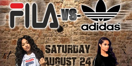 Fila vs Adidas tickets