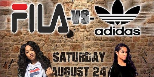 Fila vs Adidas