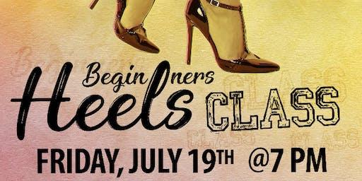 Beginners Heels Class
