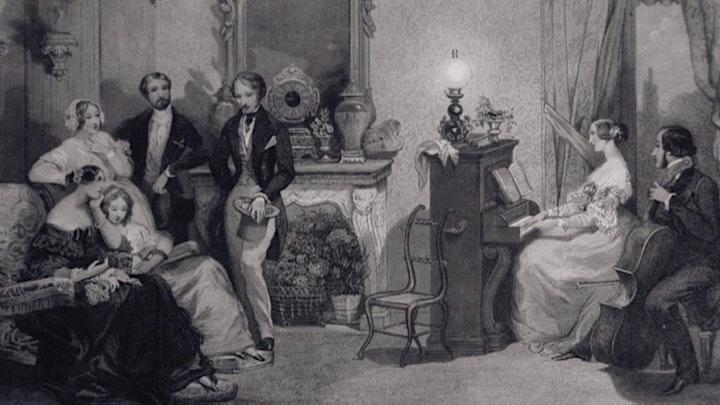 Maths & Music in Berlin, 1828: Elliptic Orbits, Kosmos & Beethoven image