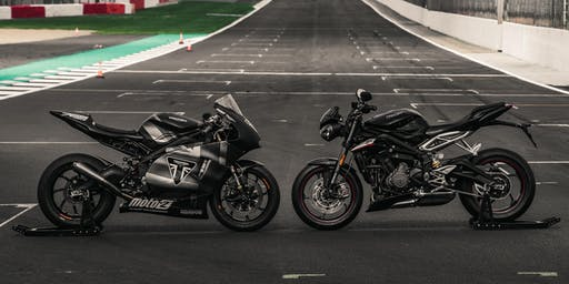 Triumph Owners Track Day - SMSP South Circuit