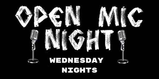 Open Mic Night at Conner's Taproom