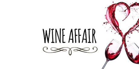 Whistler Wines  and Black Jack Wine Affair Style tickets
