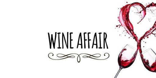 Whistler Wines  and Black Jack Wine Affair Style