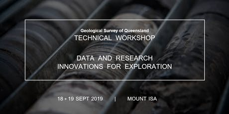 GSQ Technical Workshop: Data and Research Innovations for Exploration tickets