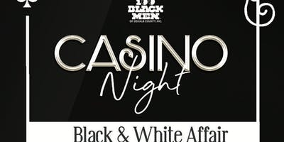 100 Black Men of DeKalb Casino Night