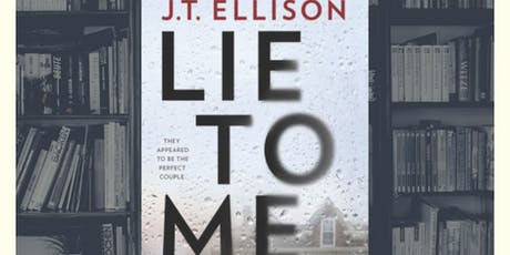 Winery Bookclub: Lie To Me by J T Ellison tickets