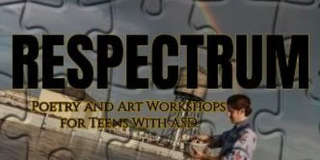 Respectrum Poetry Workshops for Students with ASD tickets