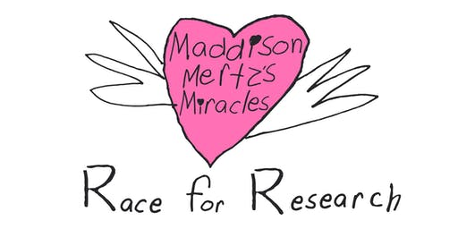 Maddison Mertz's Miracles Race for Research