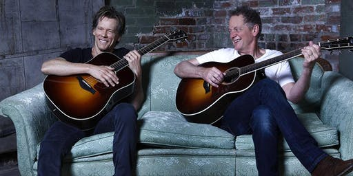 The Bacon Brothers VIP Meet & Greet -- Solana Beach, CA