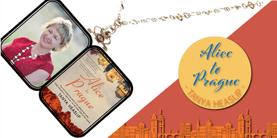 Tanya Heaslip Book Talk: From Alice to Prague