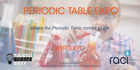 Periodic Table Expo tickets