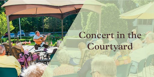 StoryPoint Chesterton Concert in the Courtyard!