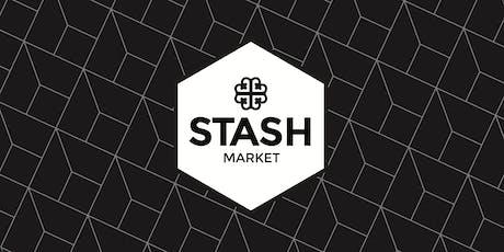 8/4/2019 STASH MARKET VENDOR TABLE- $150 tickets