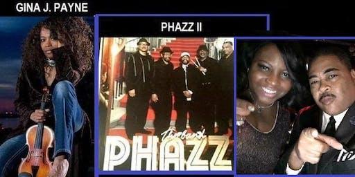 Big Blue Wave!!!! Hampton Jazz Fest HBCU!! Networking Birthday Party!! Wknd!!