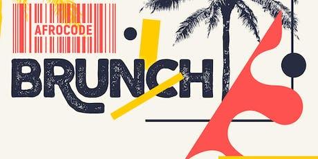 AfroCode Brunch Miami | 90s - RnB - AfroBeats - Intl (SAT) tickets