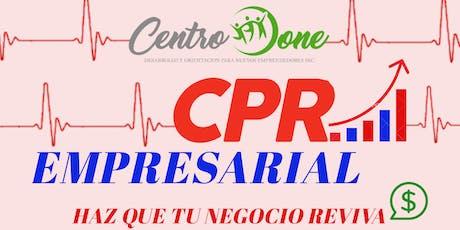 CPR Empresarial tickets