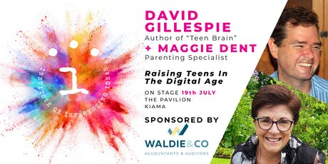 Institute of Interesting Ideas Presents David Gillespie & Maggie Dent tickets