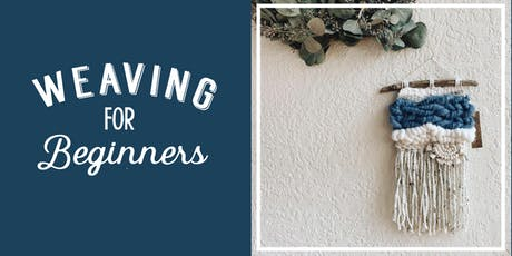 Weaving Workshop for Beginners w/ Marie-Aude Belanger tickets