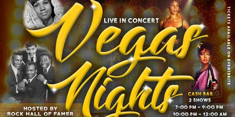 LIVE IN CONCERT: VEGAS NIGHTS in Columbus tickets