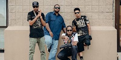 Bone Thugs-N-Harmony w/ DJ Aspect