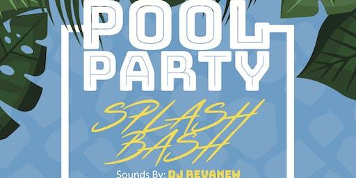SPLASH BASH Pool Party!