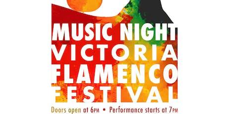 Flamenco Music Night tickets