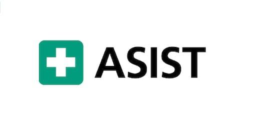 Lifeline Applied Suicide Intervention Skills Training (ASIST 11) 2-day Workshop Chermside