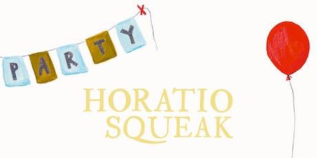 Book Launch: 'Horatio Squeak' with Karen Foxlee and Evie Barrow tickets