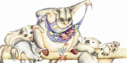 Canberra Theatre Presents: Possum Magic (Ages 0-4 yrs) (Gungahlin Library)