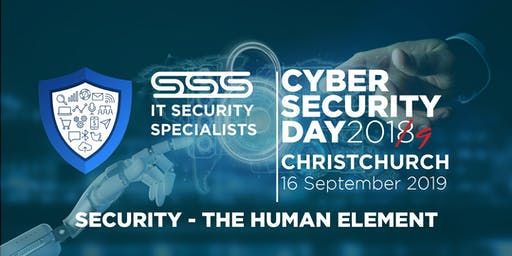 SSS Cyber Security Day 2019 (Christchurch)