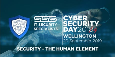SSS Cyber Security Day 2019 (Wellington) tickets