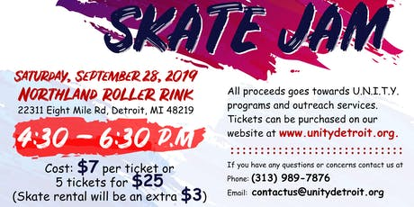 3rd Annual Back To School Skate Jam tickets