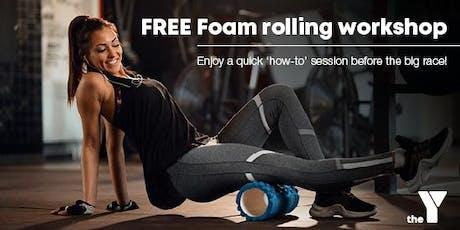 Foam Rolling Workshop entradas