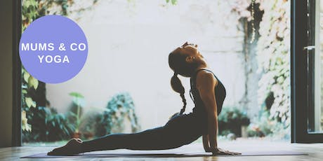 Mums & Co. Yoga July tickets