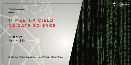 1º Meetup Cielo de Data Science