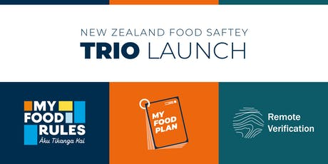 New Zealand Food Safety Trio Launch tickets