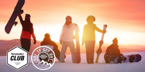 Torpedo7 Rainbow Ski Area Snow trip - Nelson w/ GTGO