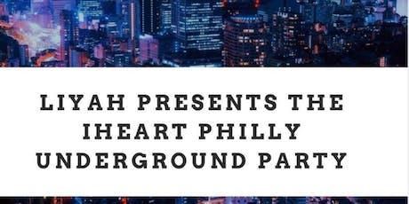 iHeartPhilly Underground Event  tickets